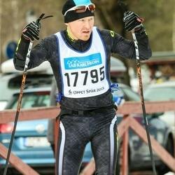 Skiing 90 km - Eero Heiskanen (17795)