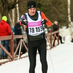 Skiing 90 km - Lukas Melander (19155)