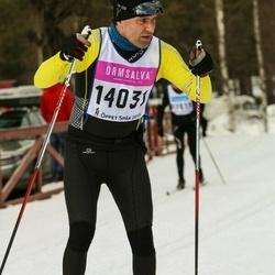 Skiing 90 km - Johan Walfridsson (14031)