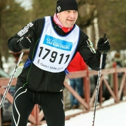Skiing 90 km - Krister Sandström (17911)