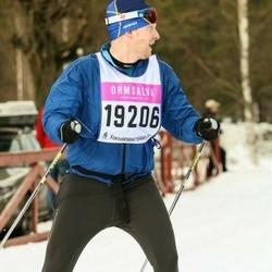 Skiing 90 km - Martin Sundström (19206)