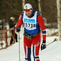 Skiing 90 km - Steinar Kvåle (13738)