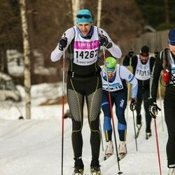 Skiing 90 km - Mikael Forsberg (14262)