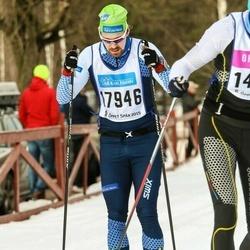 Skiing 90 km - John Andersson (17946)