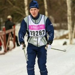 Skiing 90 km - Lars Sandvik (19282)