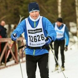 Skiing 90 km - Christer Fyhr (12626)