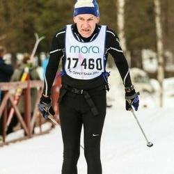Skiing 90 km - Michael Bromark (17460)