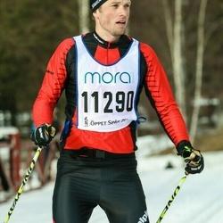 Skiing 90 km - Marcus Johansson (11290)