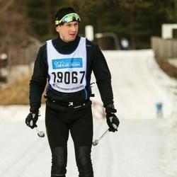 Skiing 90 km - Jannis Kaddik (19067)