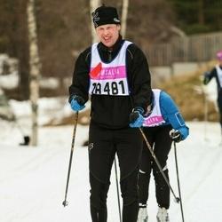 Skiing 90 km - Christer Bardh (18481)