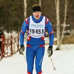 Skiing 90 km - Henrik Björling (19453)