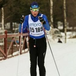Skiing 90 km - Didrik Eriksson (15189)