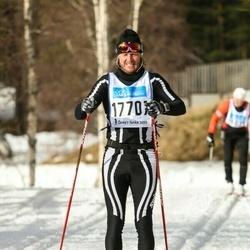 Skiing 90 km - Daniel Eriksson (17707)