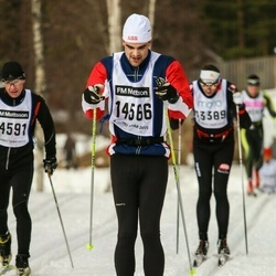 Skiing 90 km - Andréas Göransson (14566)