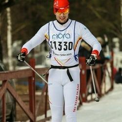 Skiing 90 km - Alexander Giese (11330)