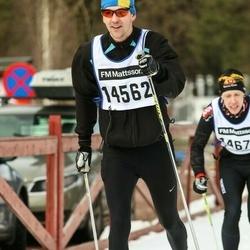 Skiing 90 km - Henrik Karlsson (14562)