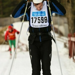 Skiing 90 km - Anders Westin (17598)