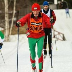 Skiing 90 km - Arne Lund (30406)