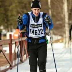 Skiing 90 km - Fredrik Pettersson (14622)