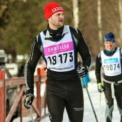 Skiing 90 km - Adam Hedestad (19173)