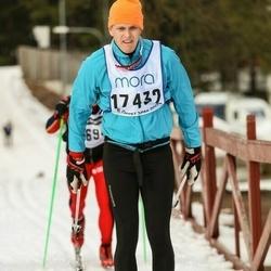 Skiing 90 km - Jarno Tuovinen (17432)