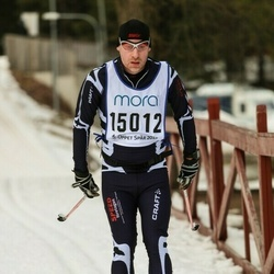 Skiing 90 km - Henrik Bernkull (15012)