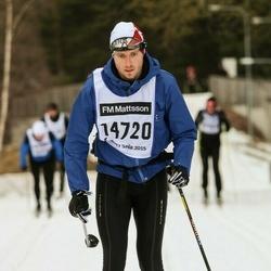 Skiing 90 km - Björn Jensen (14720)