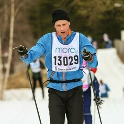 Skiing 90 km - Anders Gille (13029)