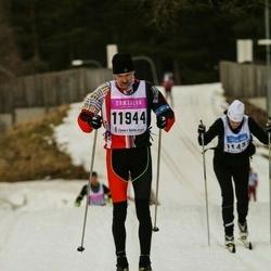 Skiing 90 km - Anders Jensen (11944)