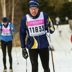 Skiing 90 km - Daniel Hedström (11833)
