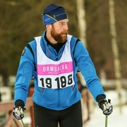 Skiing 90 km - Alexander Benson (19186)