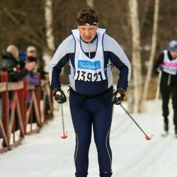 Skiing 90 km - Jens Andersson (13921)