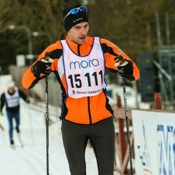 Skiing 90 km - Anders Lindahl (15111)