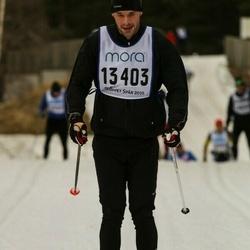 Skiing 90 km - Daniel Andmarken (13403)
