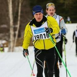 Skiing 90 km - Robert Ståhlenberg (19016)