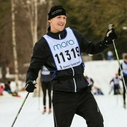 Skiing 90 km - Henrik Wolgast (11319)