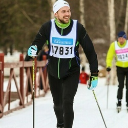 Skiing 90 km - Erik Johnsson (17831)