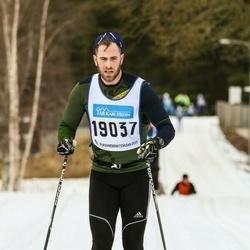Skiing 90 km - Niklas Lauinger (19037)