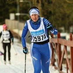 Skiing 90 km - Carolina Andersson (13973)