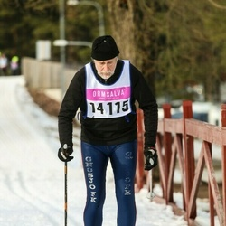 Skiing 90 km - Jan-Olof Carlsson (14115)