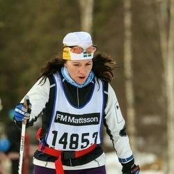 Skiing 90 km - Ann Lahti Bonté (14852)