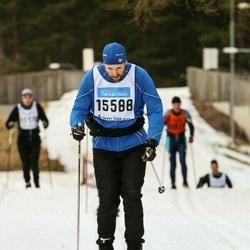 Skiing 90 km - Anders Karnebäck (15588)