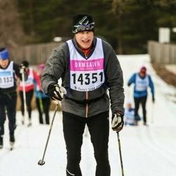 Skiing 90 km - Rune Dahlén (14351)
