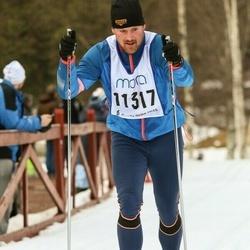 Skiing 90 km - Henrik Båvius (11317)