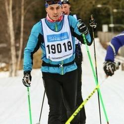Skiing 90 km - Fredrik Eriksson (19018)
