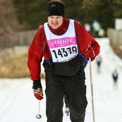 Skiing 90 km - Andreas Ekblad (14379)