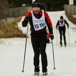 Skiing 90 km - Henrik Ekstrand (15155)