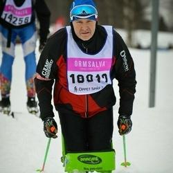 Skiing 90 km - Anders Olsson (18012)
