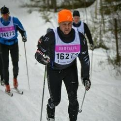 Skiing 90 km - Adam Laurell (16274)