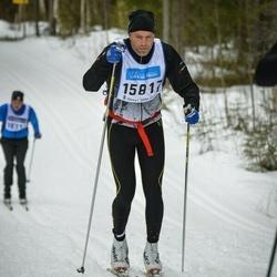 Skiing 90 km - Erik Sundström (15817)